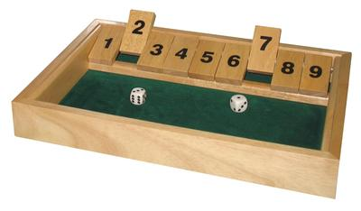 Shut the box